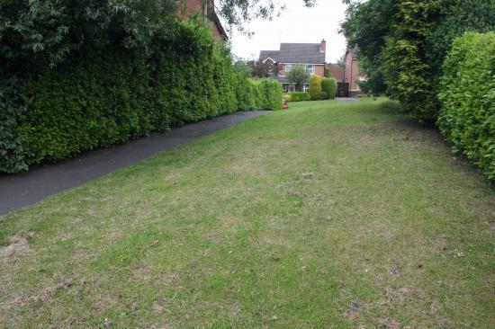 Ashford Road To Stinson Way Council Land