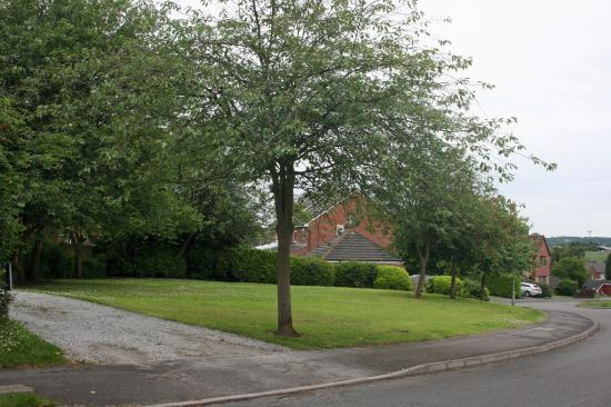 Briers Way 1 Council Land