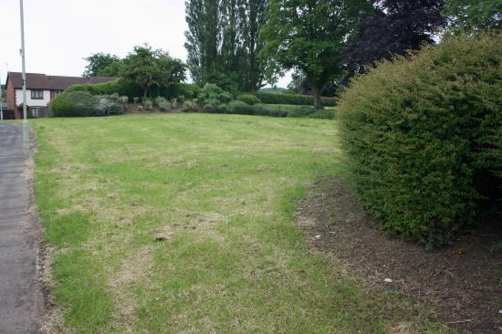 Briers Way 3 Council Land