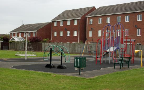 Hermitage Road Green Lane Playground