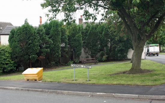 Loughborough Road Cademan Street Council Land