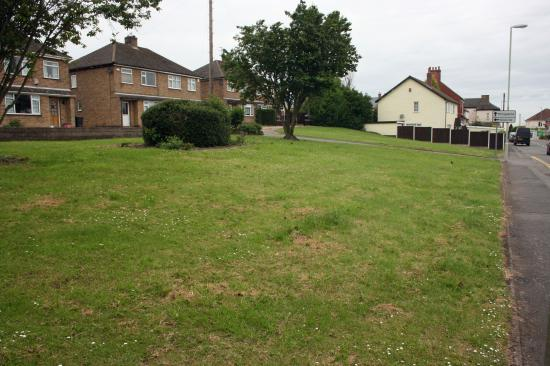 North Street Council Land