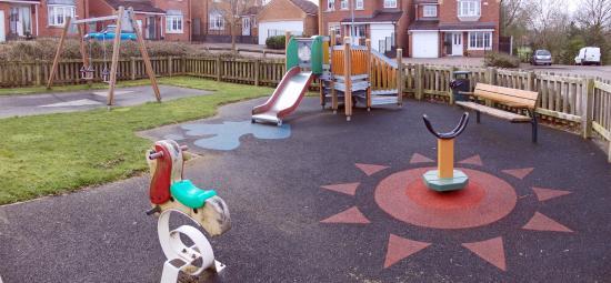 Robinson Road Playground