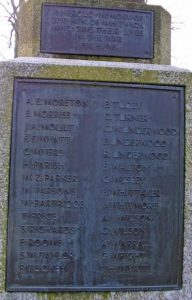 War Memorial 4