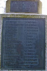War Memorial 5
