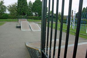 Whitwick Park Playground 2
