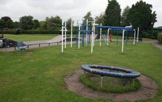Whitwick Park Playground 3